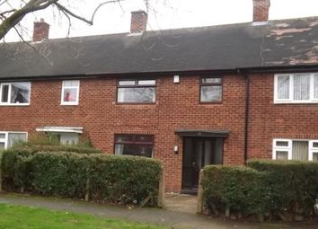 Thumbnail 3 bed terraced house for sale in Hervey Green, Clifton, Nottingham