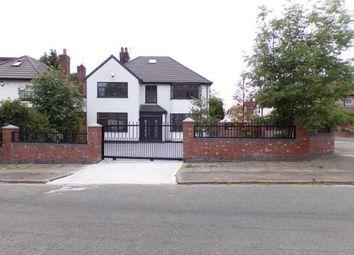 Thumbnail 5 bedroom detached house for sale in Druidsville Road, Calderstones, Liverpool, Merseyside