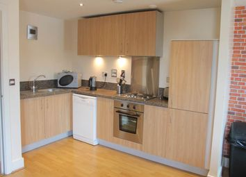 Thumbnail 1 bedroom flat for sale in Kings Court Plaza, 41 Townsend Way, Birmingham