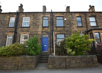 Thumbnail 3 bed terraced house to rent in Thorpe Road, Pudsey, Leeds