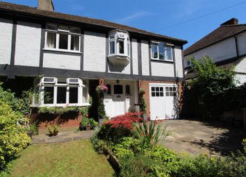 Thumbnail 4 bed semi-detached house for sale in Bolters Lane, Banstead