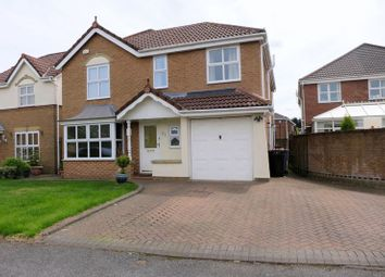 Thumbnail 5 bed detached house to rent in Ellerbeck Crescent, Worsley, Manchester