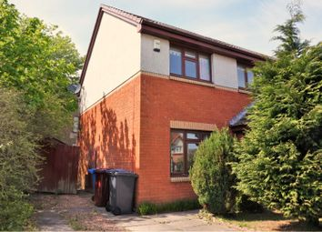 Thumbnail 3 bed semi-detached house for sale in Kingennie Court, Dundee