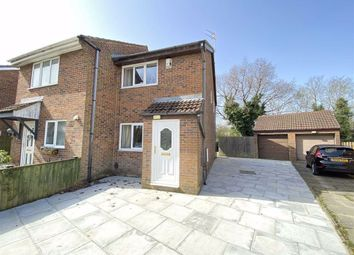 Thumbnail 2 bed semi-detached house for sale in Marsh Way, Penwortham, Preston