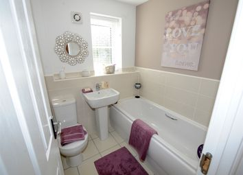 "Thumbnail 4 bed detached house for sale in ""The Lewis "" at Chaffinch Manor, Broughton, Preston"