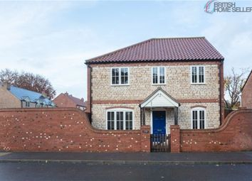 Thumbnail 4 bed detached house for sale in Holly Close, Nocton, Lincoln