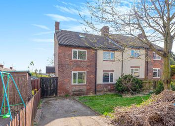 Thumbnail 4 bed semi-detached house for sale in Kent Road, Pudsey, West Yorkshire