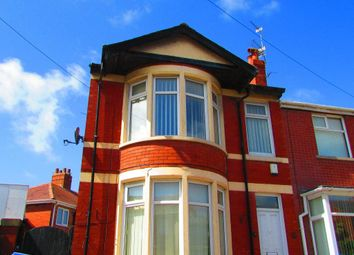 Thumbnail 3 bed property to rent in Rectory Road, Blackpool, Lancashire