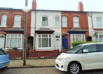 Thumbnail 2 bed terraced house for sale in Antrobus Road, Birmingham