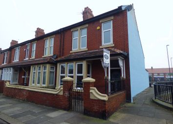 Thumbnail 4 bed end terrace house for sale in Norwood Avenue, Heaton, Newcastle Upon Tyne