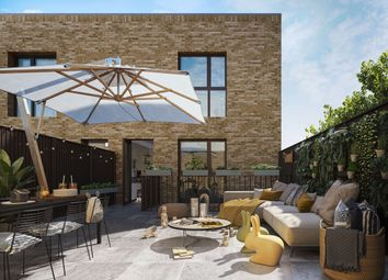 Thumbnail 3 bed town house for sale in Forbes Lane, London