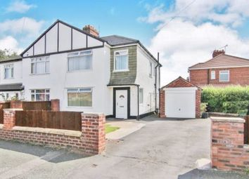 Thumbnail 3 bed semi-detached house for sale in Macdonald Drive, Greasby, Wirral