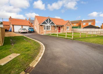 Thumbnail 3 bed detached bungalow for sale in Verdant Drive, Whaplode, Spalding