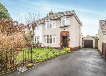 Thumbnail 3 bedroom semi-detached house for sale in Tamar Avenue, Taunton