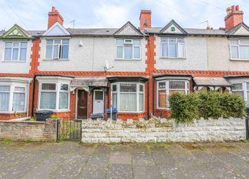 Thumbnail 2 bed terraced house to rent in Swindon Road, Birmingham