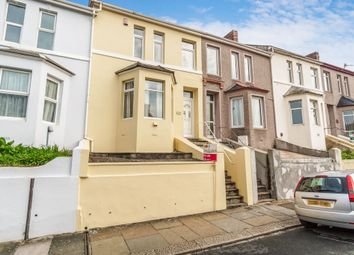 Thumbnail 3 bed terraced house for sale in Lipson Vale, Plymouth