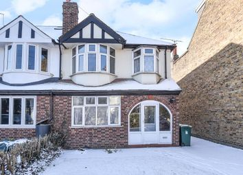 Thumbnail 3 bed semi-detached house for sale in Lower Sunbury TW16,