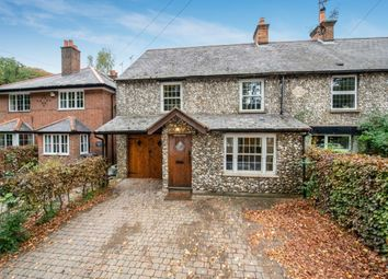 Thumbnail 5 bed semi-detached house for sale in Amersham Road, Hazlemere, High Wycombe