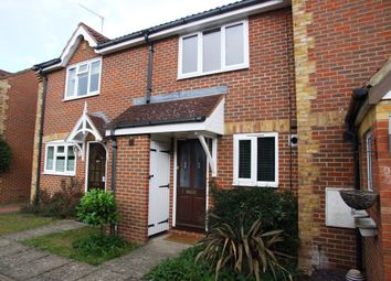 Thumbnail 2 bed terraced house to rent in Blackthorn Close, Earley, Reading