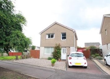 Thumbnail 3 bed detached house for sale in Firbank Grove, East Calder, Livingston, West Lothian