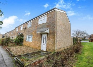 Thumbnail 3 bed end terrace house for sale in Bude Crescent, Stevenage, Hertfordshire, England