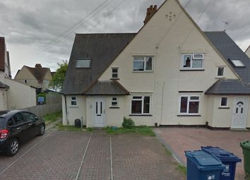 Thumbnail Studio to rent in Addison Crescent, Oxford