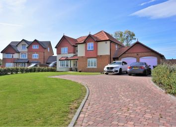 Thumbnail 5 bed detached house for sale in Oak Tree Close, Sheerness