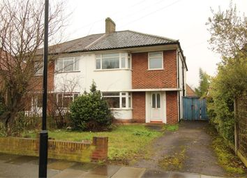Thumbnail 4 bed semi-detached house for sale in Woolacombe Road, London