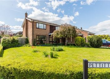 Thumbnail 4 bed detached house for sale in Pettitts Close, Dry Drayton, Cambridge
