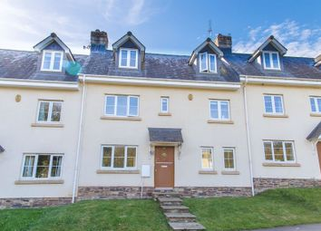Thumbnail 4 bedroom terraced house to rent in Station Road, Yeoford, Crediton