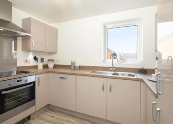 "Thumbnail 2 bedroom flat for sale in ""Foxton"" at St. Georges Way, Newport"