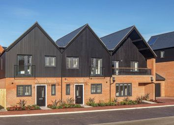 "Thumbnail 2 bed semi-detached house for sale in ""The Swithun"" at Stoney Mews, Winchester"