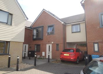 Thumbnail 3 bed link-detached house to rent in Aldersgate Way, Parkstone