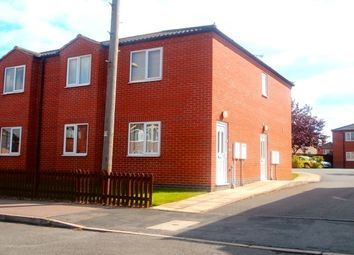 Thumbnail 2 bed flat to rent in Cliff Avenue, Loughborough, Leics