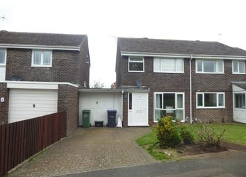 Thumbnail 3 bed property to rent in Withy Close, Royal Wootton Bassett, Swindon