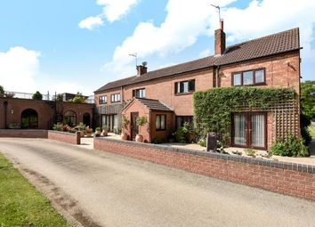 Thumbnail 5 bed detached house for sale in Westmoor Lane, Kettlethorpe, Lincoln
