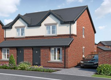 Thumbnail 2 bed semi-detached house for sale in Mere View, Helsby, Frodsham