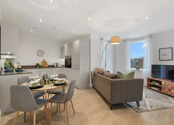 Thumbnail 1 bed flat for sale in Reservoir Way, London