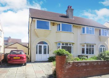 3 bed semi-detached house for sale in Dovedale Road, Hoylake, Wirral CH47