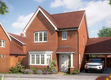 "3 bed detached house for sale in ""The Cypress"" at Headcorn Road, Staplehurst, Tonbridge TN12"