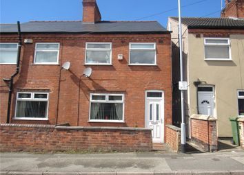 Thumbnail 2 bed end terrace house for sale in Recreation Street, Mansfield, Nottinghamshire