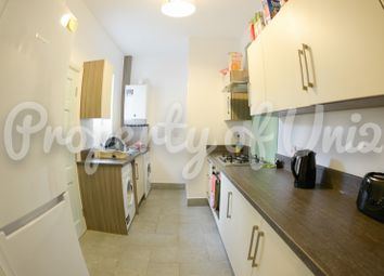 Thumbnail 5 bedroom terraced house to rent in Woodborough Road, City Centre, Nottingham