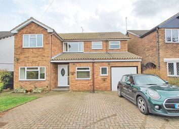 Thumbnail 4 bed detached house to rent in Tanners Way, Hunsdon, Ware
