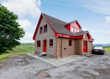Thumbnail 4 bed detached house for sale in Rossal, Rogart