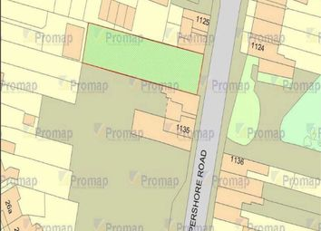 Thumbnail Land for sale in 1129 Pershore Road, Birmingham, West Midlands