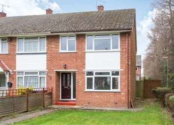 Thumbnail 3 bed end terrace house for sale in Cowplain, Waterlooville, Hampshire