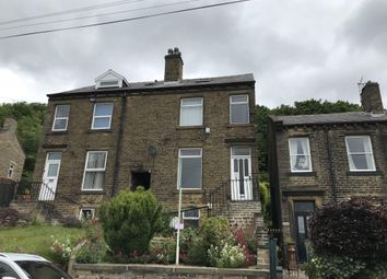 Thumbnail 6 bed semi-detached house for sale in Halifax Old Road, Birkby, Huddersfield, West Yorkshire