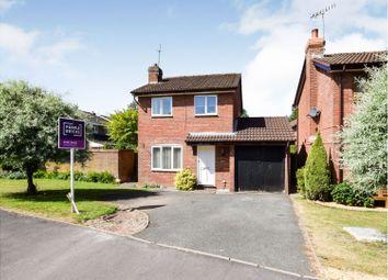 Thumbnail 3 bed detached house for sale in Burrington Drive, Trentham, Stoke-On-Trent