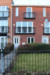 Thumbnail 3 bed town house to rent in Bellway Homes, Alderman Road, Liverpool, Lancashire
