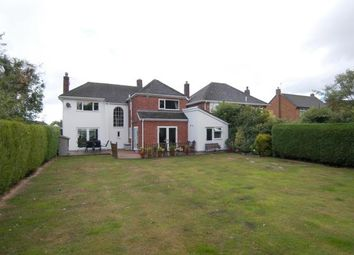 Thumbnail 4 bed detached house for sale in Queensbury, Wirral, Merseyside